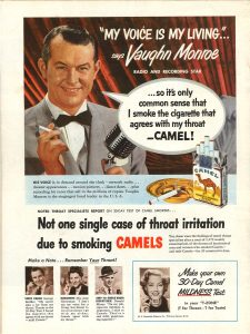 Vaughn Moore for Camels