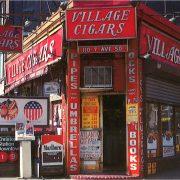 Village Cigars postcard