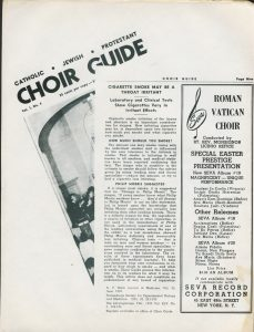 choir guide for pm