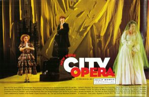 city opera brochure