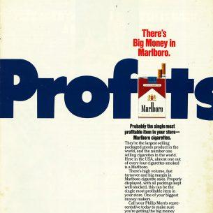 lot of money in marlboro 1987 ad 1
