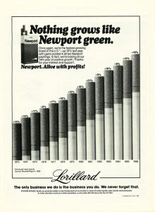 newport alive with profits ad 1