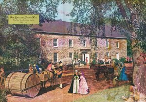 old snuff mill pic