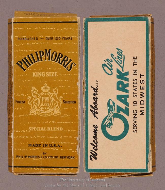 Philip Morris Ozark Airlines