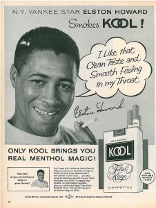 1960 Elston Howard for KOOL