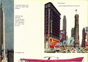 1960 This is New York interior