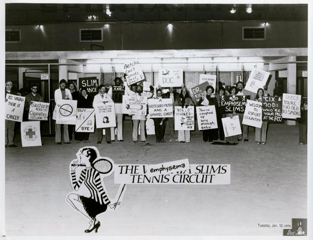 1978 Virginia Slims Tennis Circuit Housecall