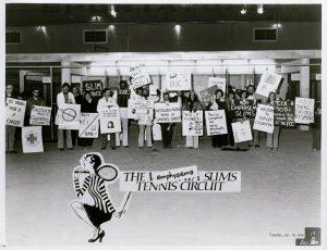1978 Virginia Slims Tennis Circuit Housecall