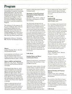 1981 06 14 Canceled Conference on Tobacco Program NY Botanical Garden Resize 60 1