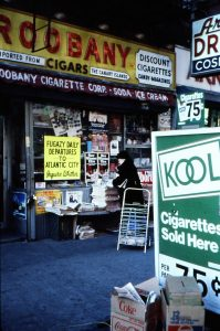 1983 Kool Ad by Store