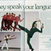1986 They speak your language