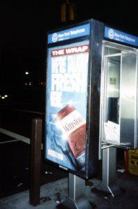 1991 New York Telephone Winston ad