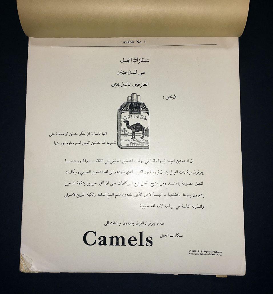Camel Sales Book 1 Resize 60