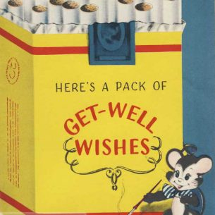 Get Well Pack of Wishes wm