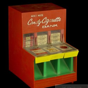 Miner Matic Candy Cig Bank wm