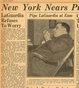Pipe LaGuardia at Ease 2