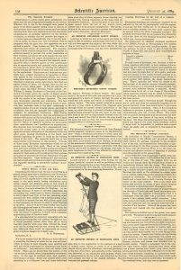 Scientific American The Cigarette Doomed 1889  Full