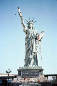 Statue of Nicotine 1