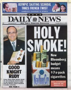 2002 02 14 Daily News Holy Smoke