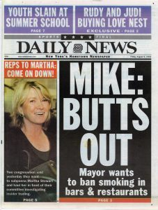 2002 08 09 Daily News Mike Butts Out 1