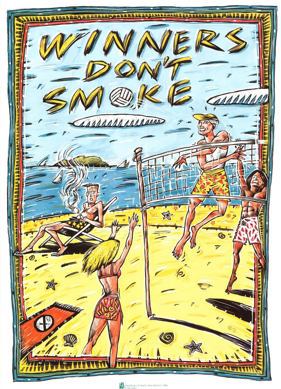 Winners Dont Smoke