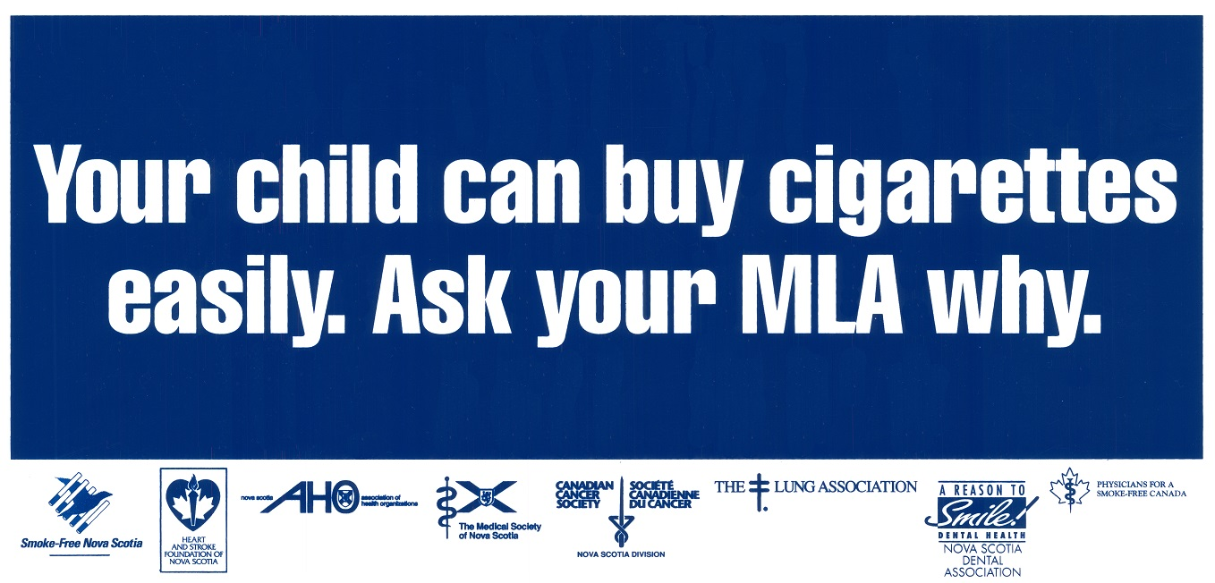 Your Child Can Buy Cigs Easily Various