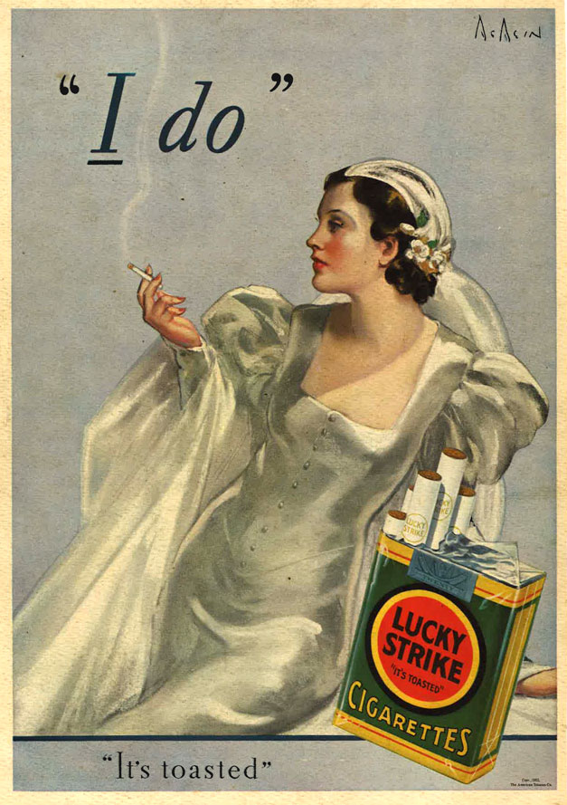 1933 Lucky Strike I do