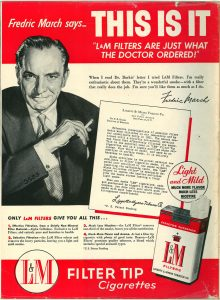 1954 02 22 Life Fredric March for LM