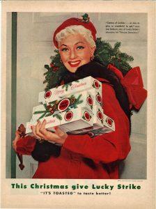 1954 12 Ann Sothern for Lucky Strike