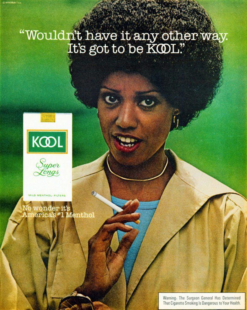 1978 Kool Ad Wouldnt Have It Any Other Way