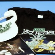 1981 Kool Jazz Festival Promotional Items 1