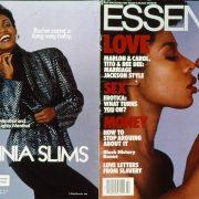 1985 02 Essence Black Couple Virginia Slims Ad