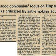 1986 10 23 Atlanta Journal Activists Criticize Focus on Hispanics Blacks