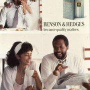 1987 BH Ad For People Who Like to Smoke