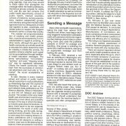 1987 DOC News Views Counter Advertising to Minority Groups Pg 2