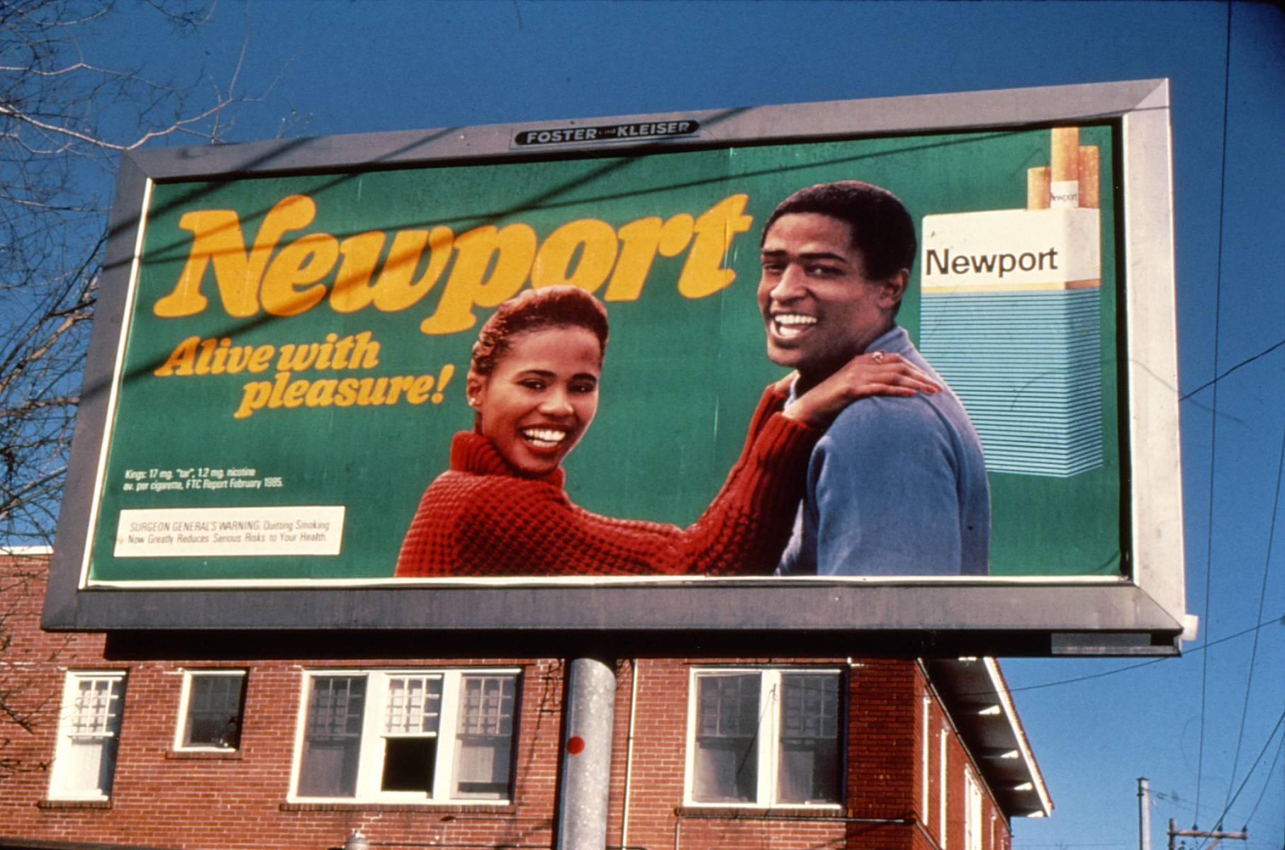 1987 Newport Billboard Alive With Pleasure
