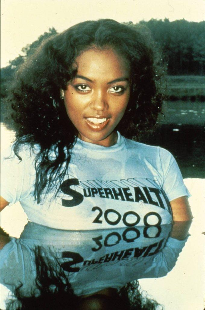 1988 Model in SuperHealth 2000 Shirt 2
