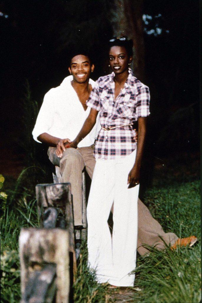 1988 Non Smoking African American Couple