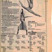 1989 12 03 NY Times Alvin Ailey American Dance Theater Ad Sponsor PM 1
