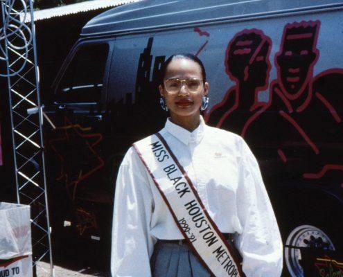1991 Miss Black Houston Metroplex 1