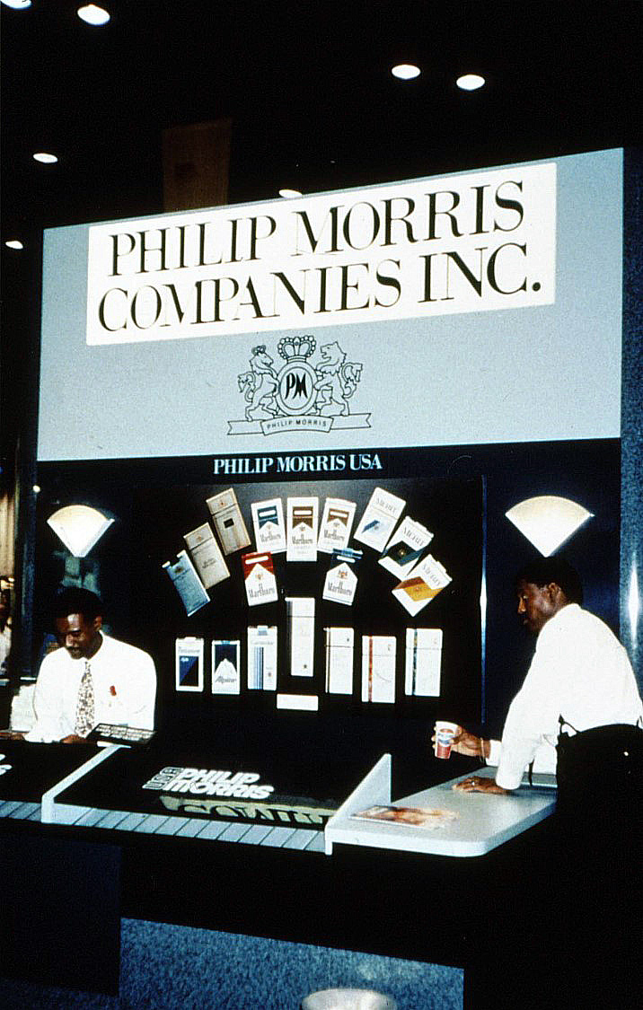 1991 NAACP Convention PM Booth 1