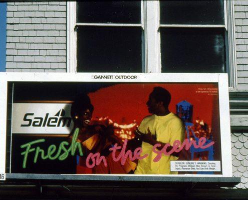 1991 Salem Billboard Fresh on the Scene 1