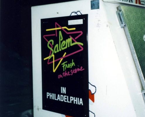 1991 Salem Flyer on Ice Machine 1
