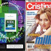 2000 Cristina Millie Kool Ad