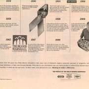 2001 NY Times PM Ad Weve Been Giving at the Office Pg 2