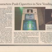 2002 08 06 WSJ Virtual Characters Push Cigs Pg 1