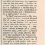 2002 08 06 WSJ Virtual Characters Push Cigs Pg 2