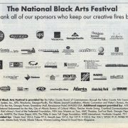 2004 07 11 Atlanta Journal Constitution Natl Black Arts Festival Ad 1