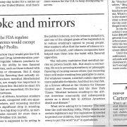 2008 05 14 Los Angeles Times Smoke Mirrors Editorial wm 2