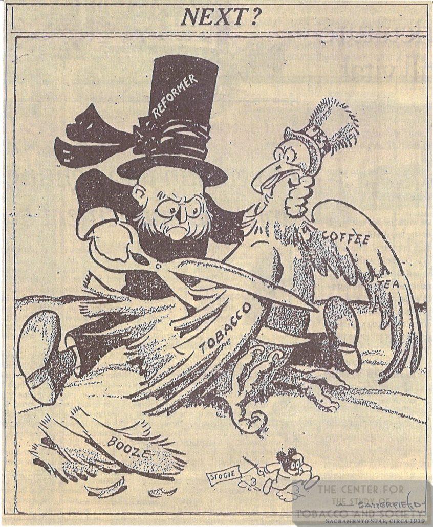 1919 Satterfield Cartoon Reformer 1